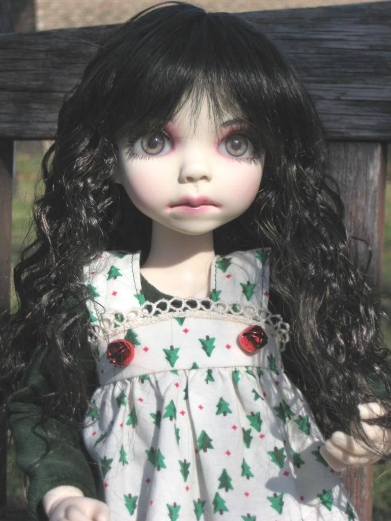 Meet Dru.... Again!  She Has A New Look! IMG_4365