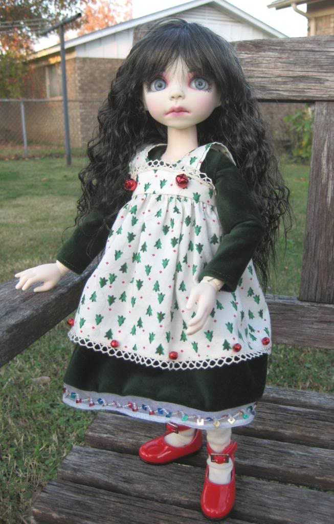 Meet Dru.... Again!  She Has A New Look! IMG_4372