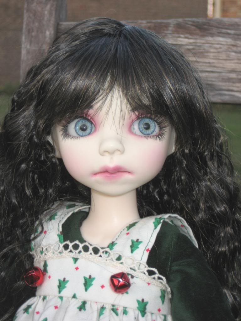 Meet Dru.... Again!  She Has A New Look! IMG_4374