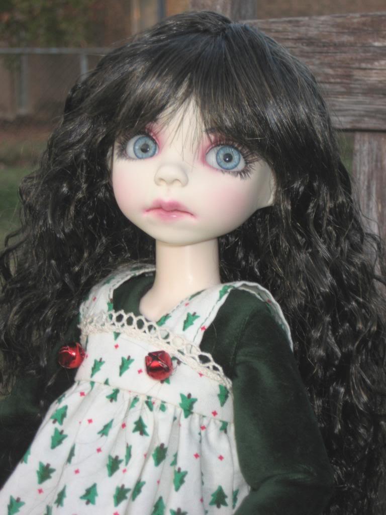 Meet Dru.... Again!  She Has A New Look! IMG_4375