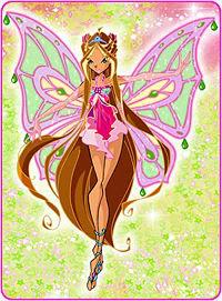 WINX CLUB Flora_enchantix