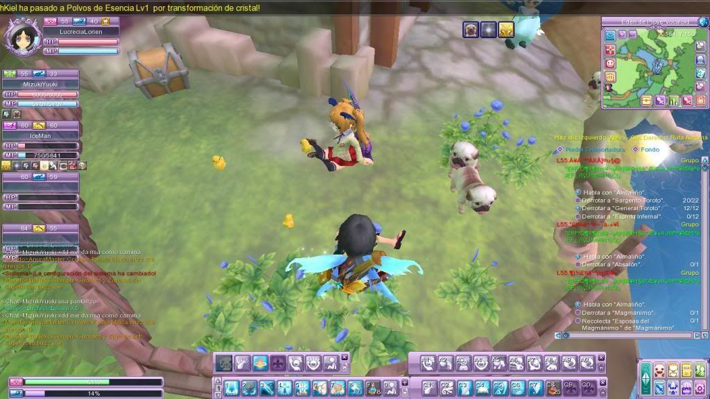 Eden Eternal MMORPG Snapshot_20130512_202649_zpse115e160