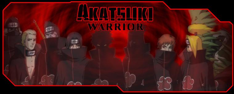 Las Firmas Akatsuki Akatsukiwarrior