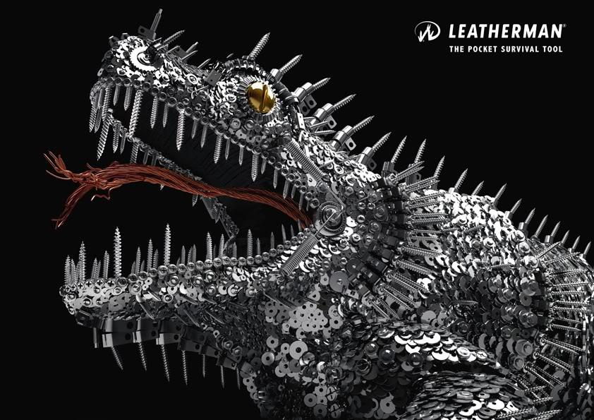 ¿Qué Animal Vivo es este? - Página 4 Reptil_Leatherman