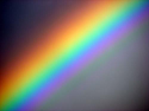 شخصيتك من لونك المفضل Rainbow