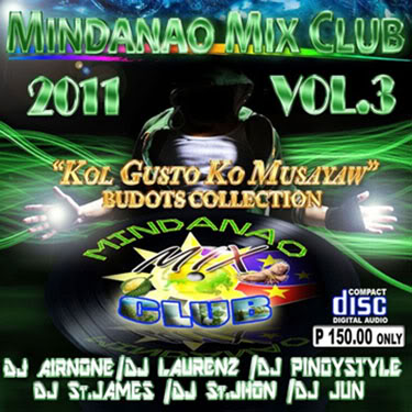 Mindanao Mix Club vol3