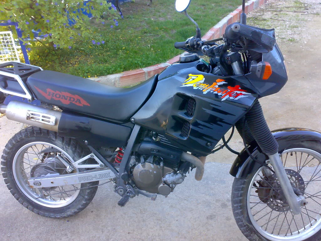 Honda NX 250 Dominator 22112008563