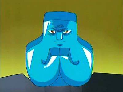 what anime character would BB be? Bobobo-boBo-bobo9