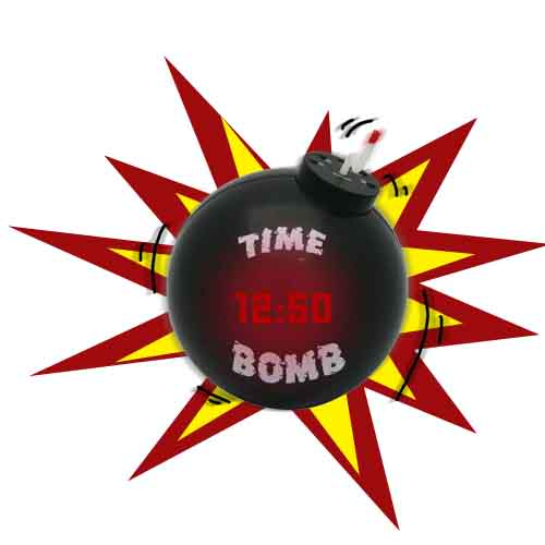 New to the site - Page 2 Time-bomb-clock