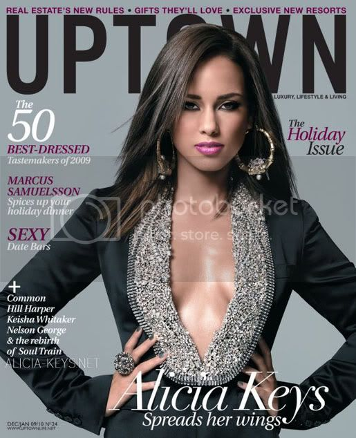 """ALICIA KEYS - """"Girl on Fire"""" le 26/11/2012 - Page 5 Alicia-uptown"""