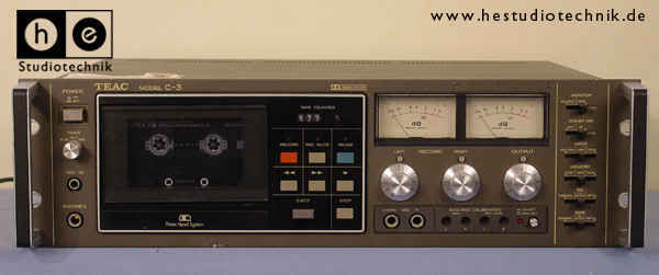 Belos sistemas vintage - Página 2 Teac_modelC3