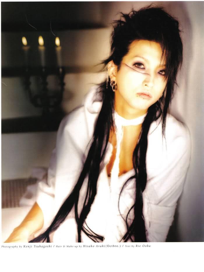 Aki Lovely (But Deadly) Lady in Waiting Neogenesisautumn05aki28ea