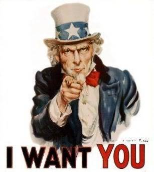 Presidential Elections Uncle-Sam-I-Want-You