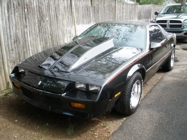 My 1987 Chevy Camaro P5090006