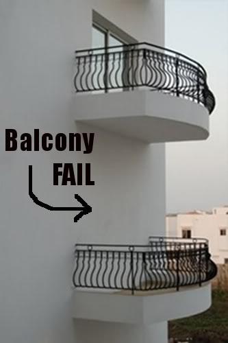 FAIL! BalconyFail