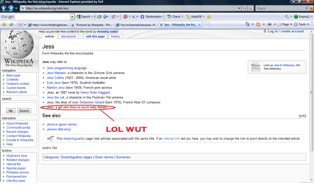 True Name - Page 3 WIKIFAIL