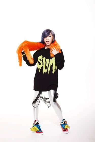 [VALIDE]  2NE1 - 투애니원 Minzy