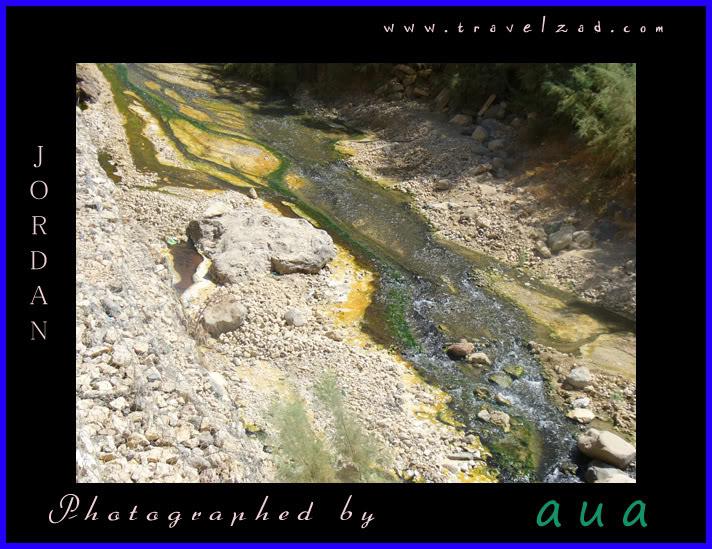 المياة الحارة بالصور  (حمامات معين) في الاردن مناظر خلابة 147