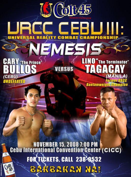 URCC CEBU 3 poster and info... URCCTEASER