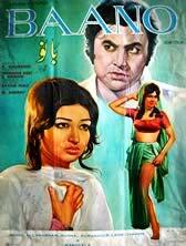 «·´¯`·»¦« Old Pakistani Movie Covers «·´¯`·»¦« Baano