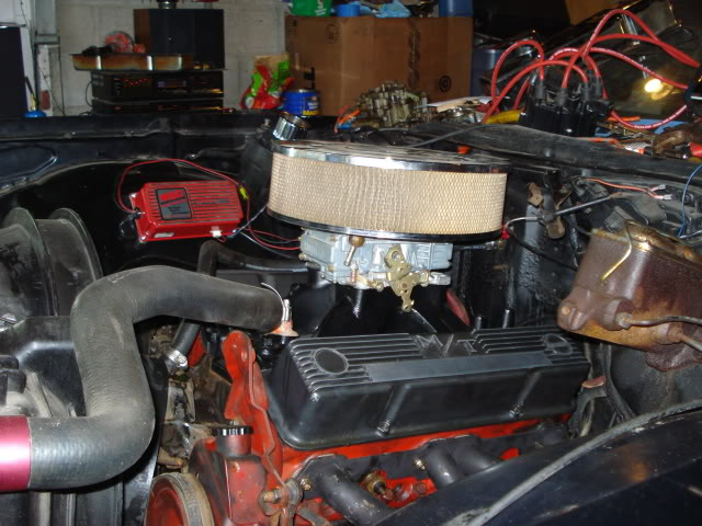 Chevelle 540 going on dyno tomorrow.  Take a guess for power 5f844676