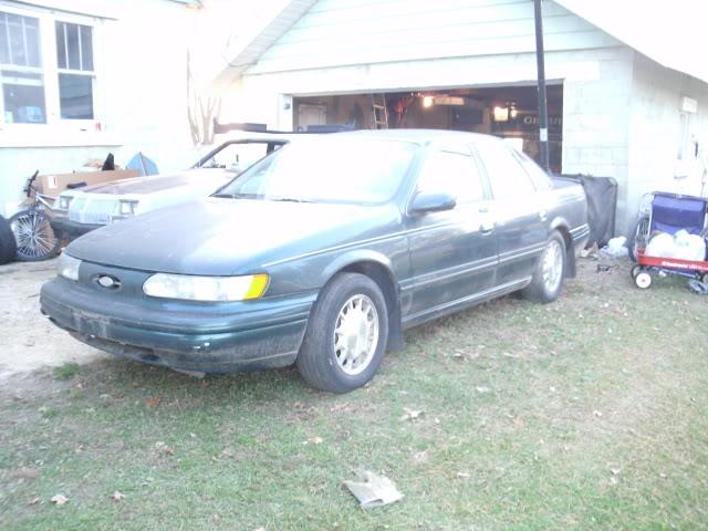 New to me 1995 Taurus SE  2c5d8047