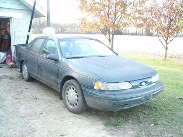 New to me 1995 Taurus SE  B2456b68