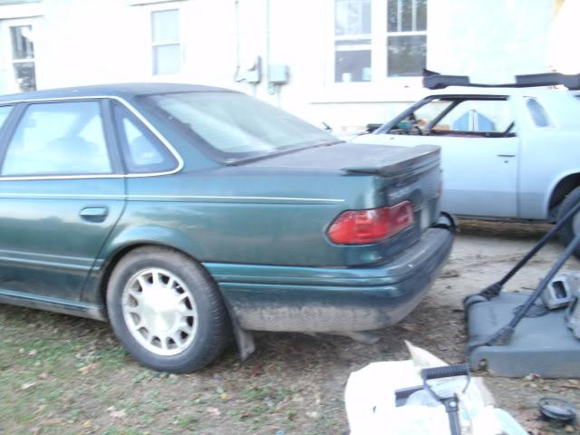 New to me 1995 Taurus SE  C36cde82