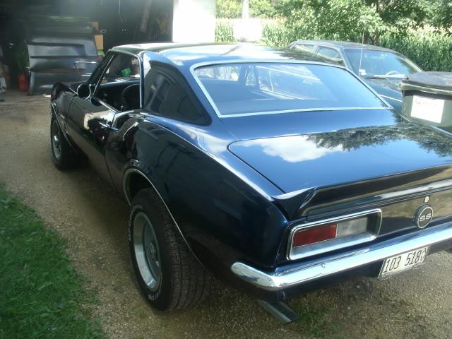 '68 RS Camaro 740657ad