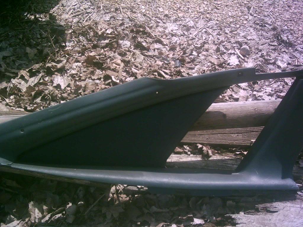 77 to 73 Malibu Trunk/Taillight/Rear Bumper Swap  Capson2003