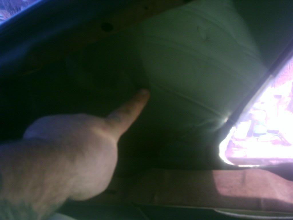 77 to 73 Malibu Trunk/Taillight/Rear Bumper Swap  Capson2005