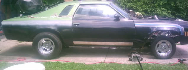 OK, Here is what I have. 1977 Malibu Classic......SE???? Newrimsfrommoney007