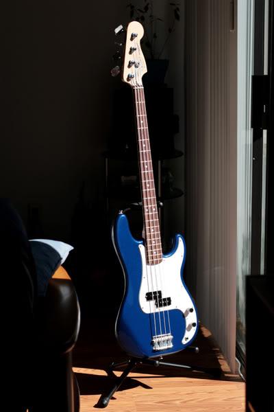 Fender precision bass Mexicano 090418_9032