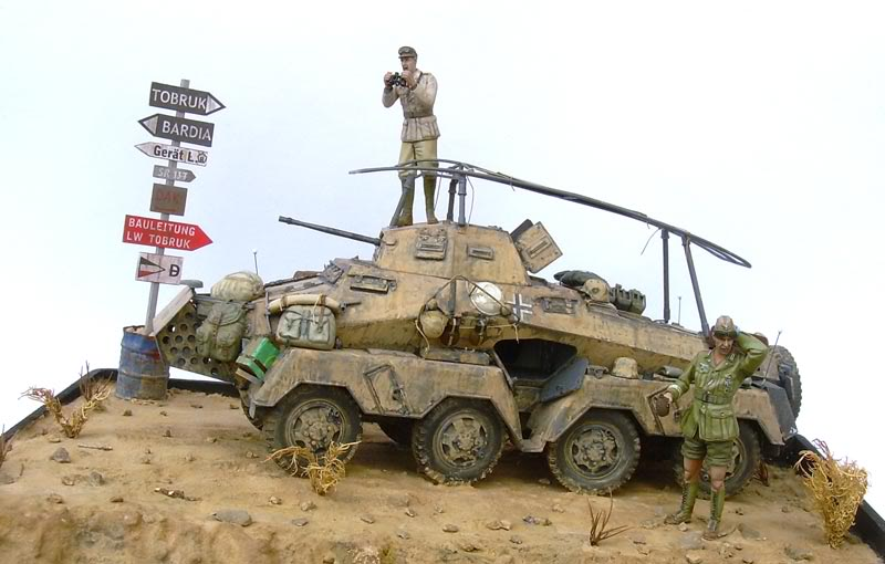 Sd.Kfz. 232 (8rad) - Libia, 1942 DSCN6739b