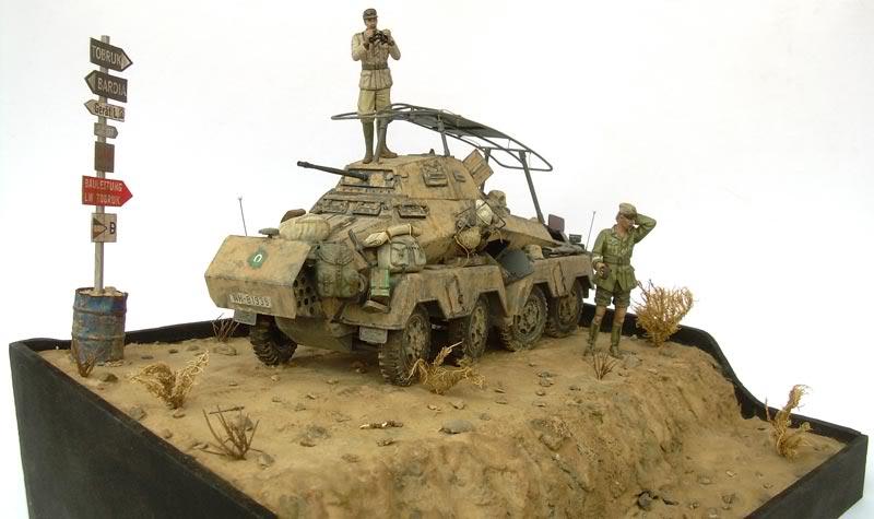 Sd.Kfz. 232 (8rad) - Libia, 1942 DSCN6740b