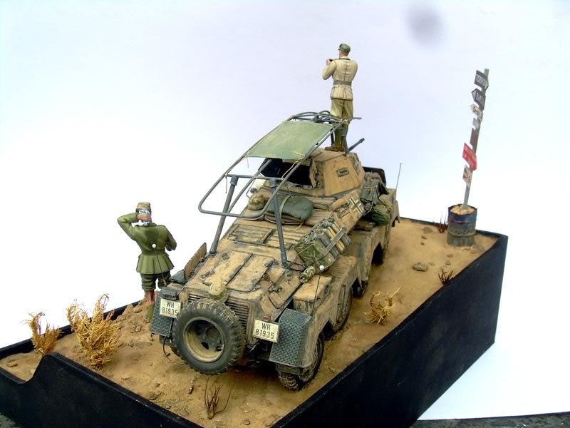 Sd.Kfz. 232 (8rad) - Libia, 1942 DSCN6742b