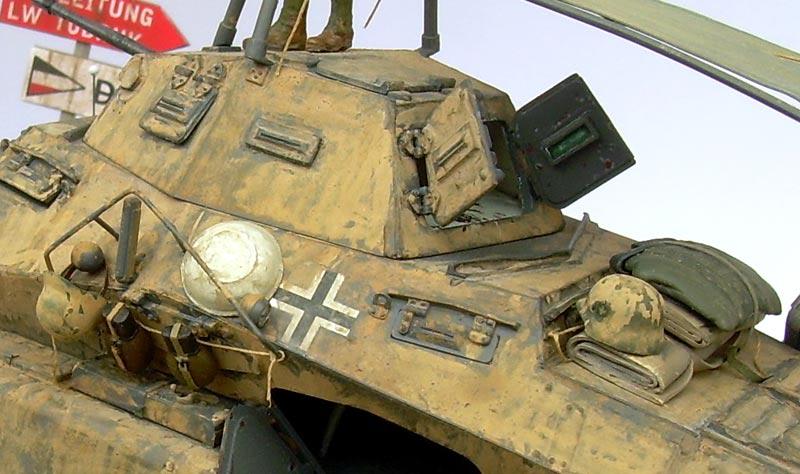 Sd.Kfz. 232 (8rad) - Libia, 1942 DSCN6744b