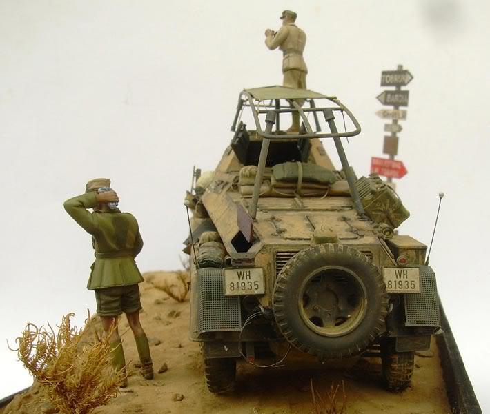 Sd.Kfz. 232 (8rad) - Libia, 1942 DSCN6752b