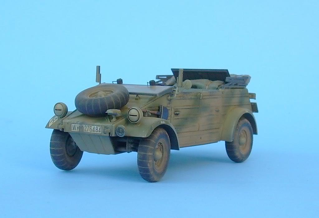 VW Typ 82 Kübelwagen Gal101