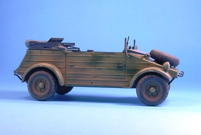 VW Typ 82 Kübelwagen Gal103