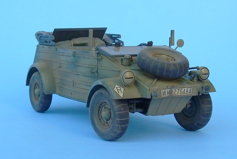 VW Typ 82 Kübelwagen Gal104
