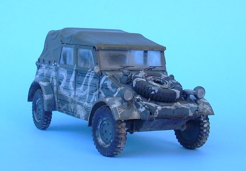 VW Typ 82 Kübelwagen Gal202