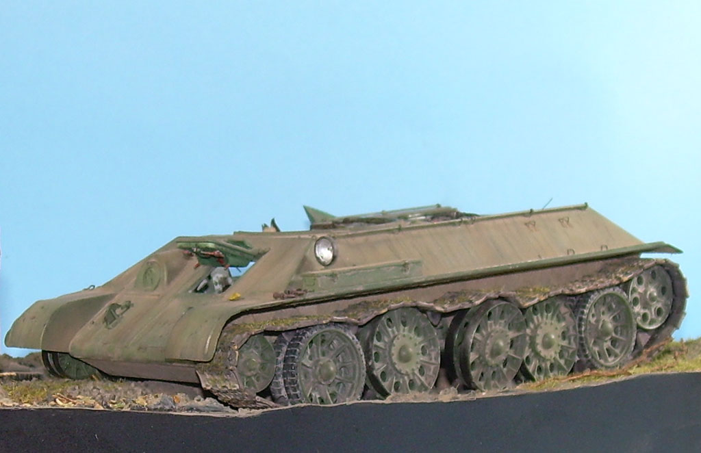 T-34/76 kaputt Gal022012