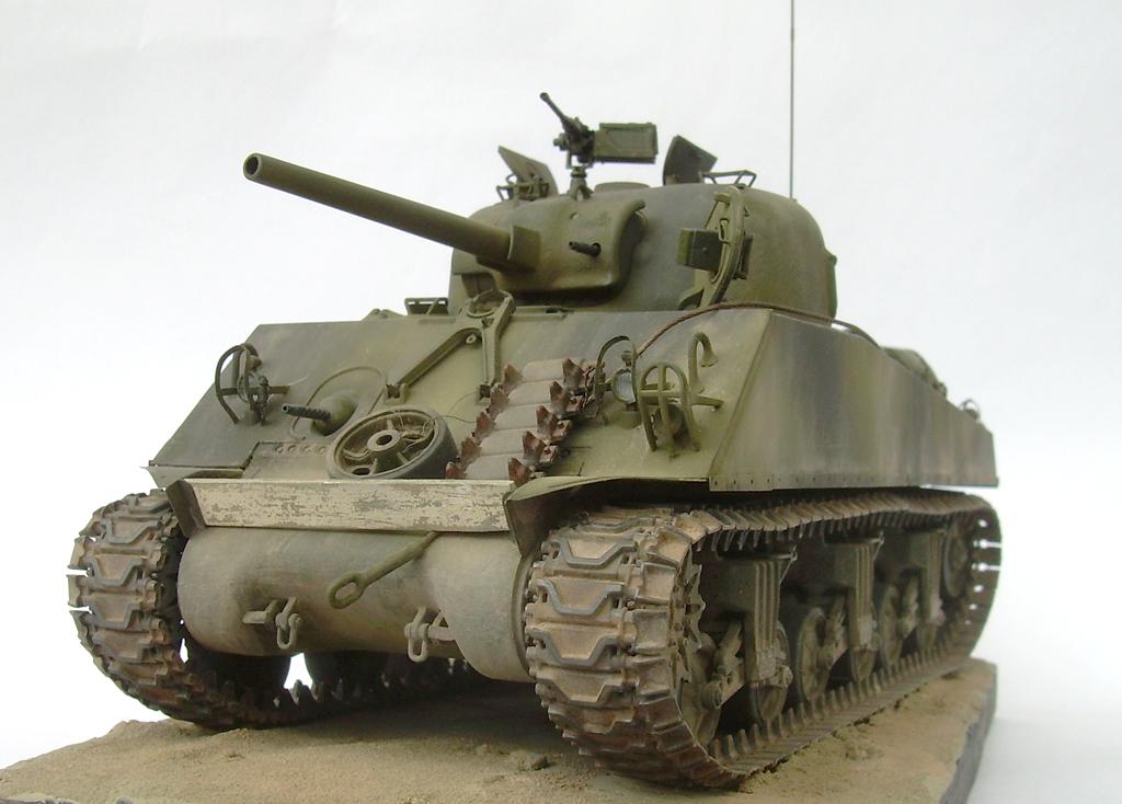 M4A3 75W Sherman 41