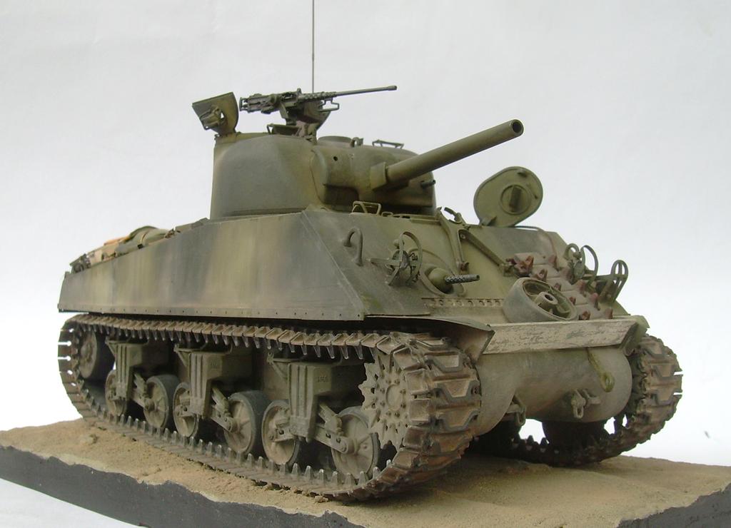 M4A3 75W Sherman 42