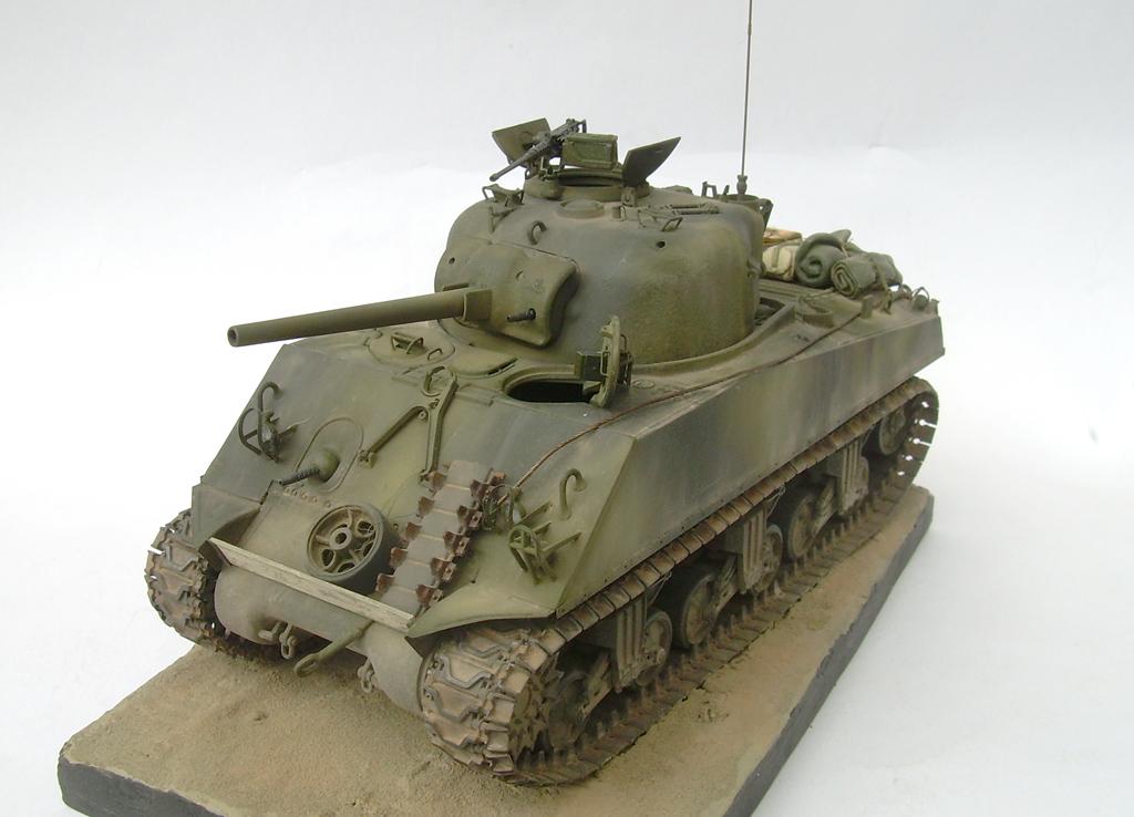 M4A3 75W Sherman 43