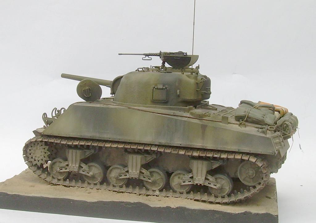 M4A3 75W Sherman 45