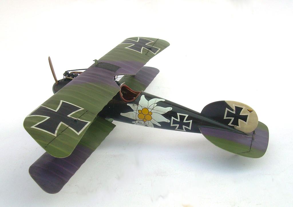 Albatros D.V Lt. Otto Kissenberth G01-2781