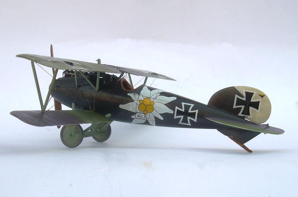 Albatros D.V Lt. Otto Kissenberth G02-2787
