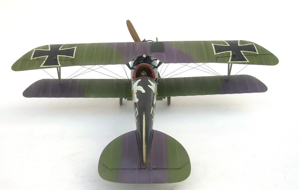 Albatros D.V Lt. Otto Kissenberth G03-2782